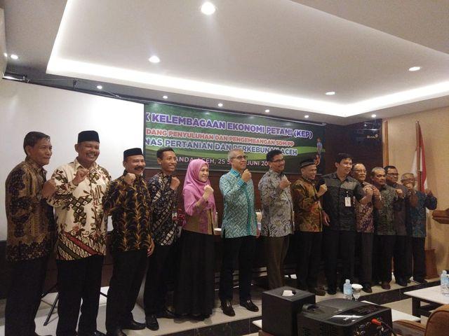 Bimtek KEP, Pemda Aceh Bangun Gerakan Pendampingan Penumbuhan KEP