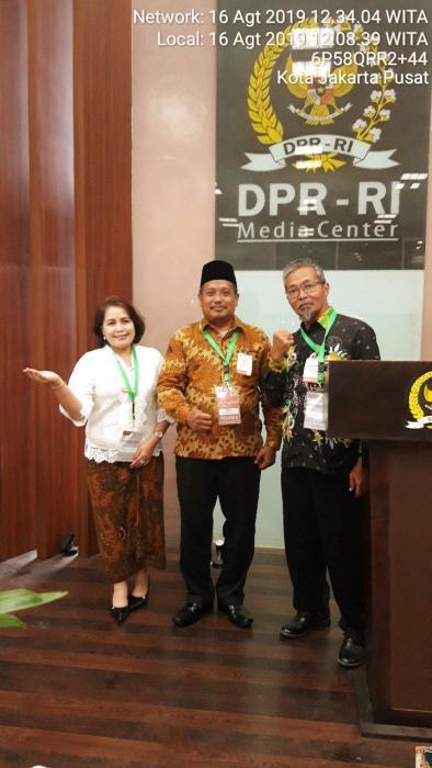 Petani Berprestasi Tingkat Provinsi Kalimantan Tengah Menyabet Penghargaan Tingkat Nasional