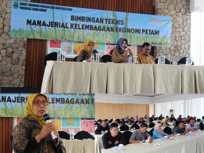Meningkatkan Kapasitas Teknis dan Manajerial melalui Bimbingan Teknis Kelembagaan Ekonomi Petani