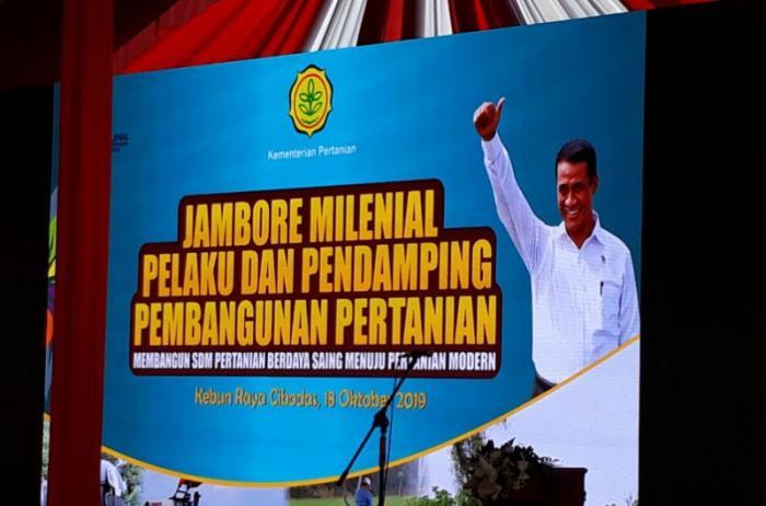 Jambore Pertanian 2019 BPPSDMP Ajak Milenial jadi Pengusaha Pertanian
