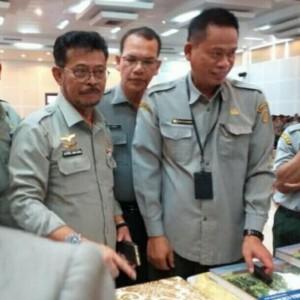 KEMENTAN KONEKSIKAN JARINGAN DAN INFORMASI PERTANIAN SELURUH INDONESIA DENGAN AWR
