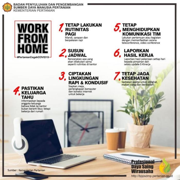 Work From Home yang Baik