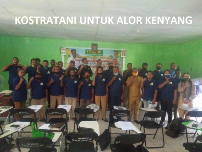 Kostratani For Alor Kenyang