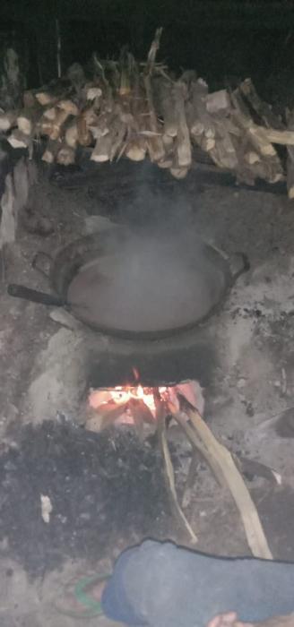 Produksi Gula Aren Di Kecamatan Cikakak - Sukabumi