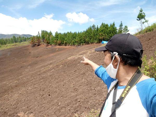 Pengembangan Bakteri Rhizobium Di Poktan Rantekatoan Sejahtera Kabupaten Mamasa