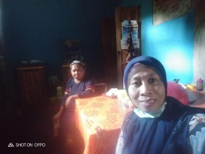 Kunjungan ke Sekretariat Kelompok Tani Subur Tani desa Bajiminasa Kecamatan Gantarangkeke Kabupaten Bantaeng