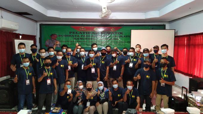 Pelatihan Tematik Padi Dukung Program Kostratani Di Jombang