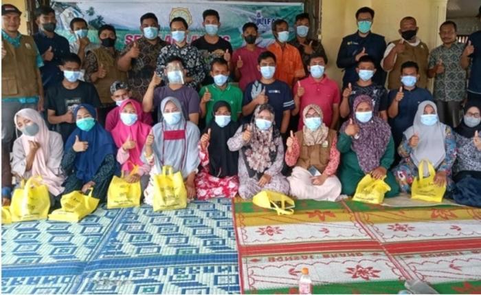 Petani Aceh Utara Bersemangat dan Antusias Megikuti Sekolah Lapang pada Program IPDMIP