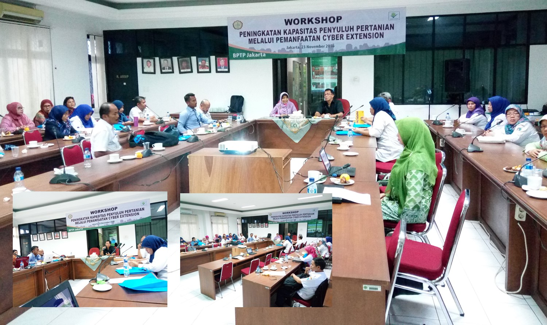 workshop BPTP Jakarta