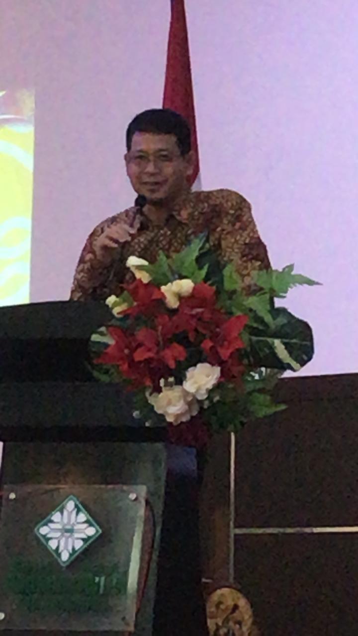 Membangunkan Raksasa Tidur, BPPSDMP Gelar Rakor Dan Workshop Upsus Serasi di Palembang