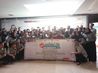 200 Mahasiswa UMM lakukan Study Excursie ke BPPSDMP